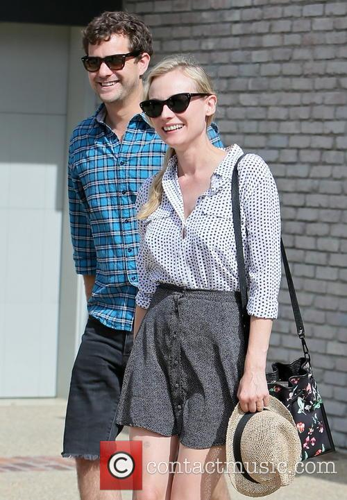 Joshua Jackson and Diane Kruger 7