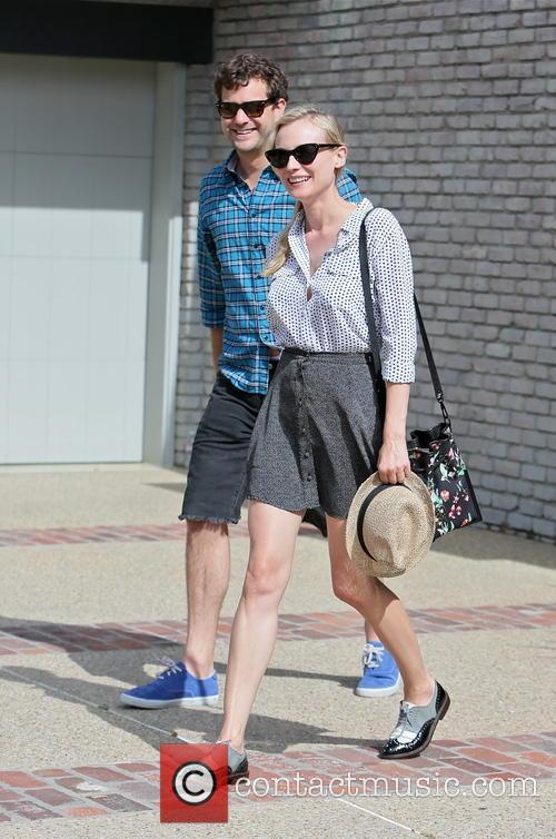 Joshua Jackson and Diane Kruger 10