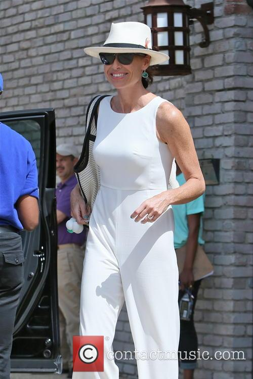 minnie driver joel silver memorial day party 3690303