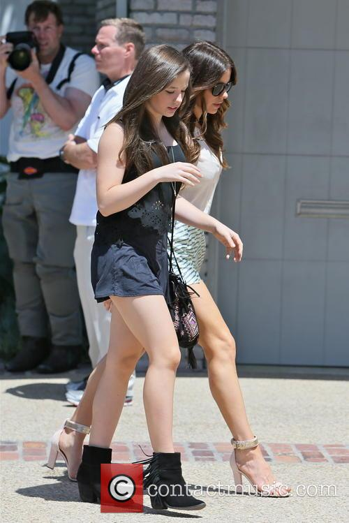 Kate Beckinsale and Lily Mo Sheen 6