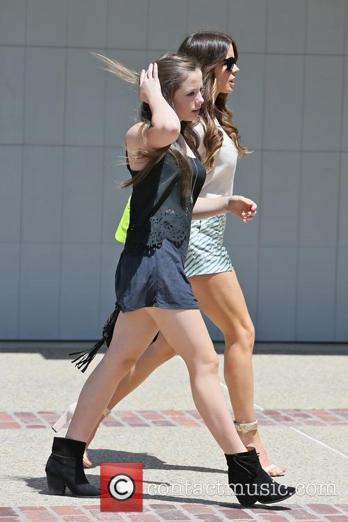 Kate Beckinsale and Lily Mo Sheen 5