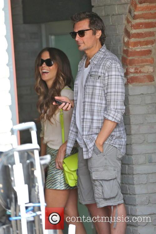 Len Wiseman and Kate Beckinsale 6
