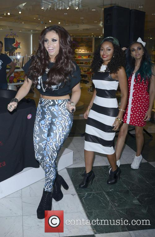 Little Mix, Jesy Nelson, Leigh-anne Pinnock and Jade Thirlwall 2