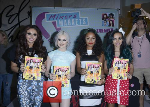Perrie Edwards, Jesy Nelson, Leigh-anne Pinnock, Jade Thirlwall and Little Mix 7