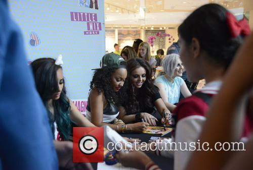 Perrie Edwards, Jesy Nelson, Leigh-anne Pinnock, Jade Thirlwall and Little Mix 1