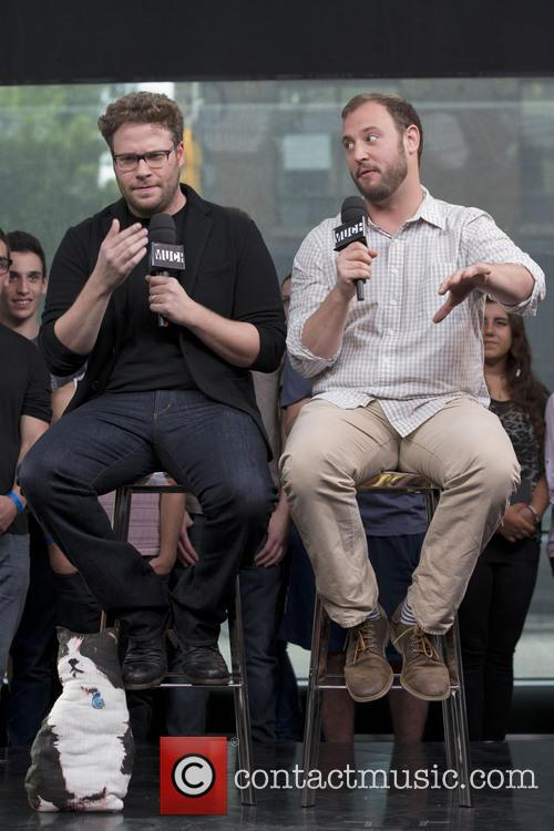 Seth Rogen and Evan Goldberg 3