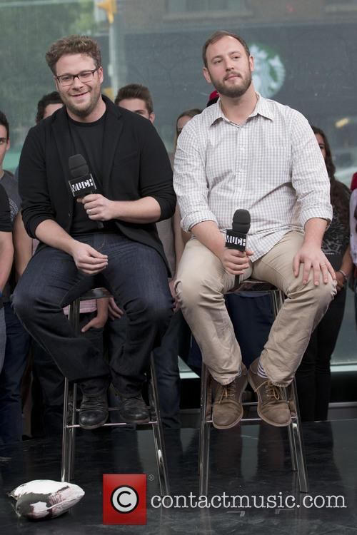 Seth Rogen and Evan Goldberg 9