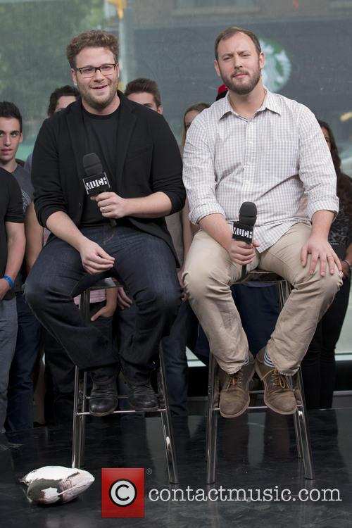 Seth Rogen and Evan Goldberg 11