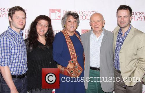 Tyne Daly, Terrence Mcnally, Bobby Steggert, Sheryl Keller and Manoel Felciano 3