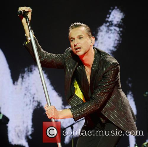 Dave Gahan: performing is tiring work these days
