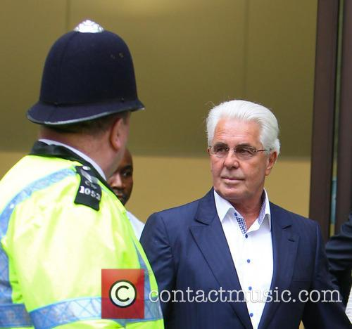 Max Clifford leaves court