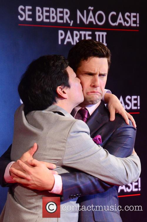 Justin Bartha and Ken Jeong 3