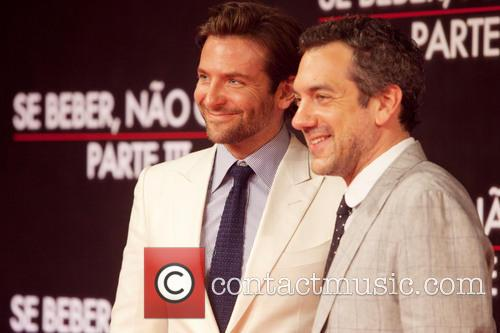 Todd Phillips and Bradley Cooper 1