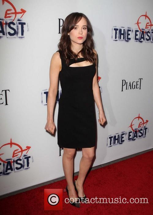 ELLEN PAGE, ArcLight Hollywood Theatre 10
