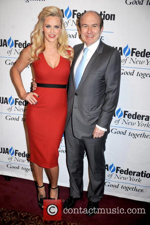 Jenny Mccarthy and Philippe Pierre Dauman 4