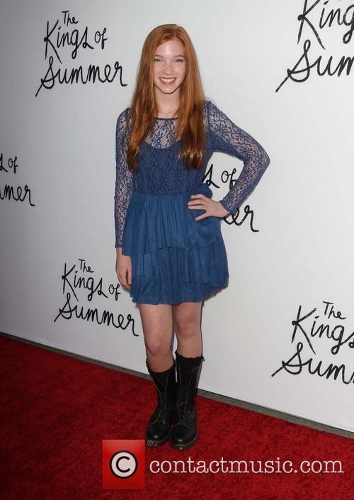 Annalise Basso, ArcLight Hollywood Theatre 10
