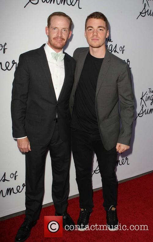 Marc Evan Jackson and Gabriel Basso 4