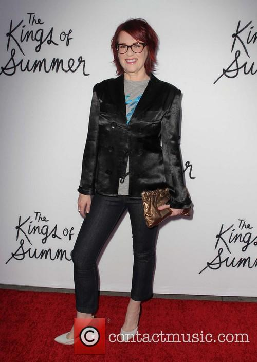 Megan Mullally, ArcLight Hollywood Theatre 10
