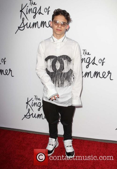 Moises Arias, ArcLight Hollywood Theatre 10