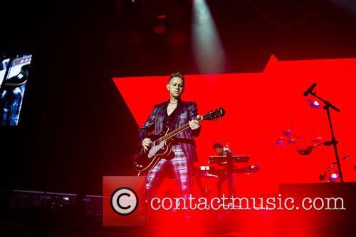 Depeche Mode and Martin Gore 2