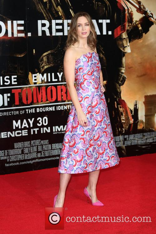 World premiere of 'Edge Of Tomorrow' - Arrivals