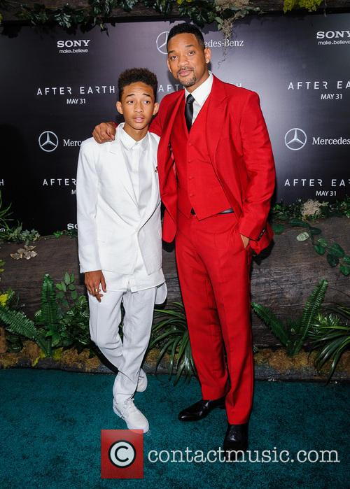 Jaden Smith and Will Smith 5