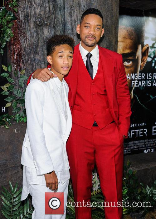 Jaden Smith and Will Smith 6