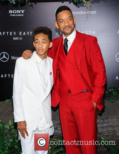 Jaden Smith and Will Smith 8