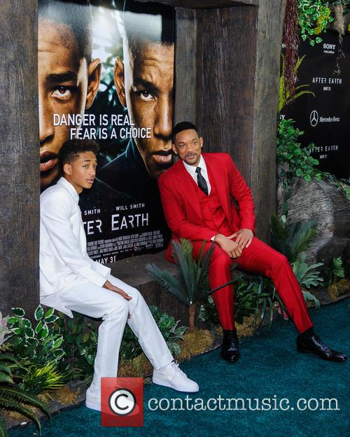 Jaden Smith and Will Smith 10