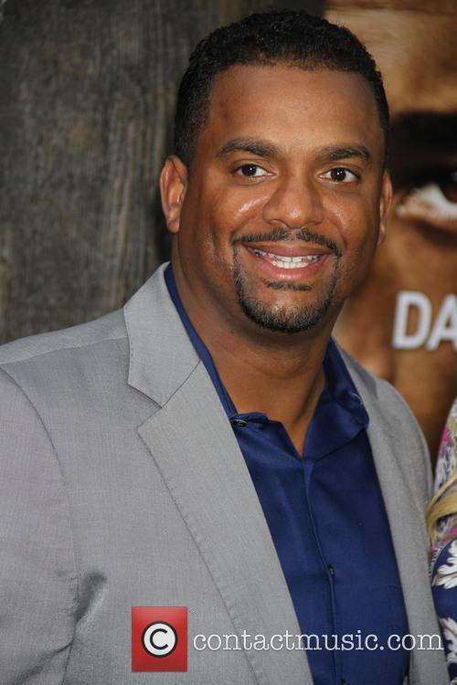 Alfonso Ribeiro at 'After Earth' New York premiere
