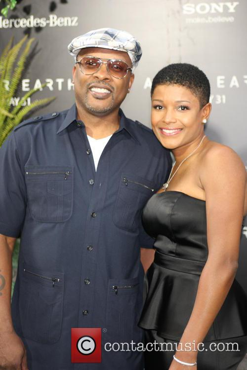 Dj Jazzy Jeff and Lynette Jackson
