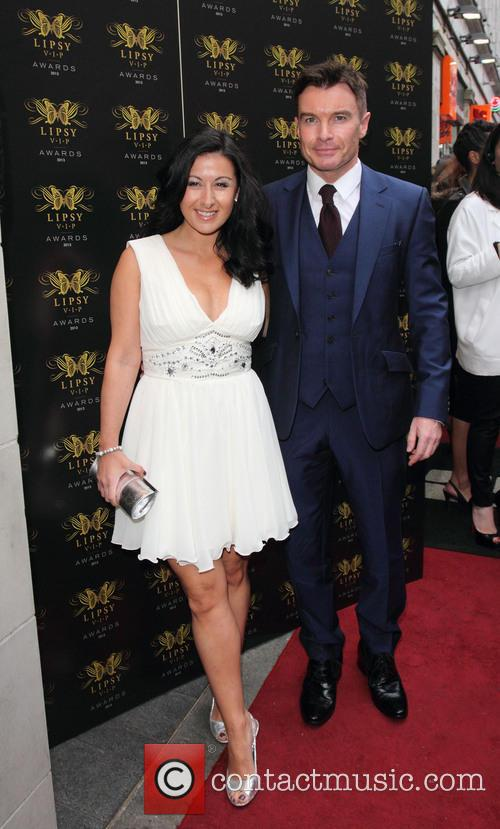 Hayley Tamaddon and Greg Burns 2