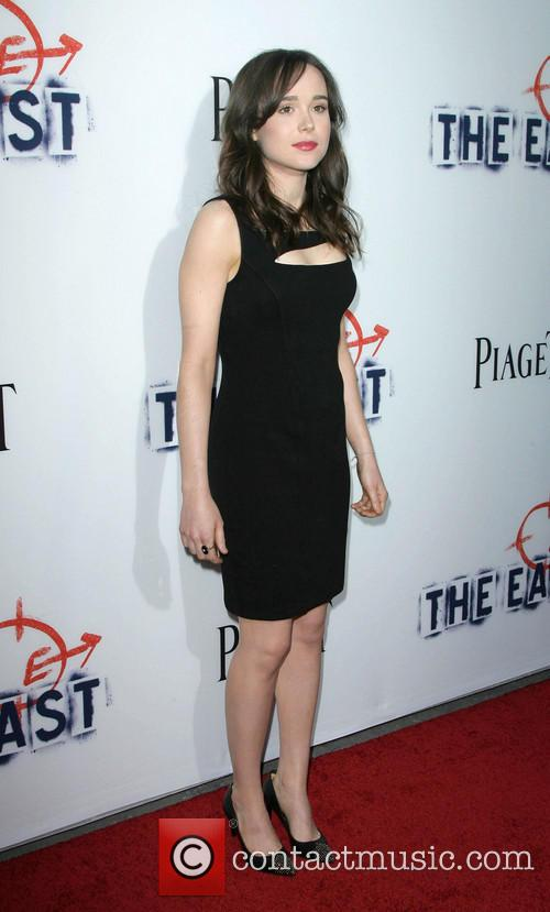 Ellen Page, The East Los Angeles Premiere