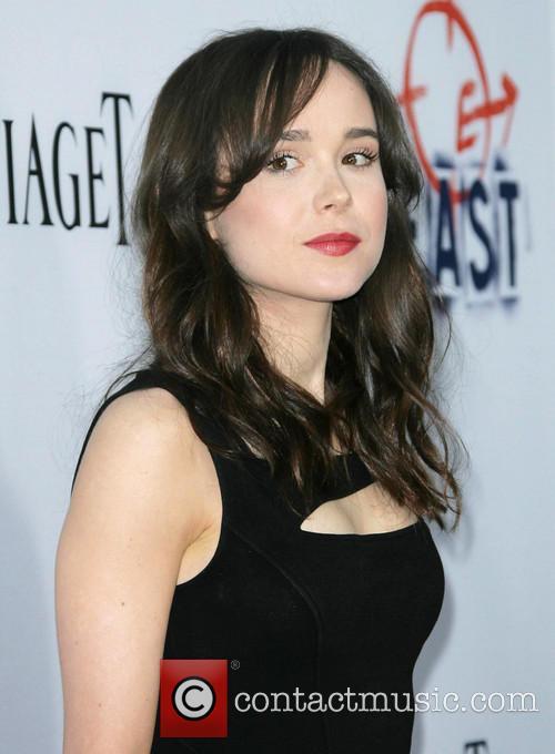 Ellen Page, The East Premiere