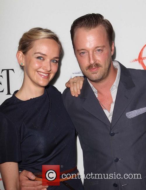 Jess Weixler and Joshua Leonard 2