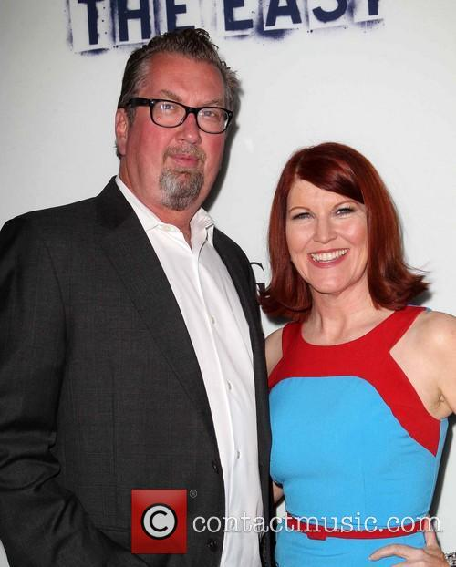 Kate Flannery and Chris Haston 3