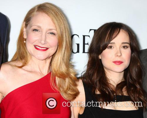 Patricia Clarkson and Ellen Page 1
