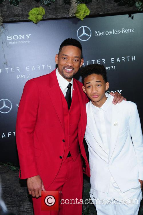 Will Smith and Jaden Smith 9