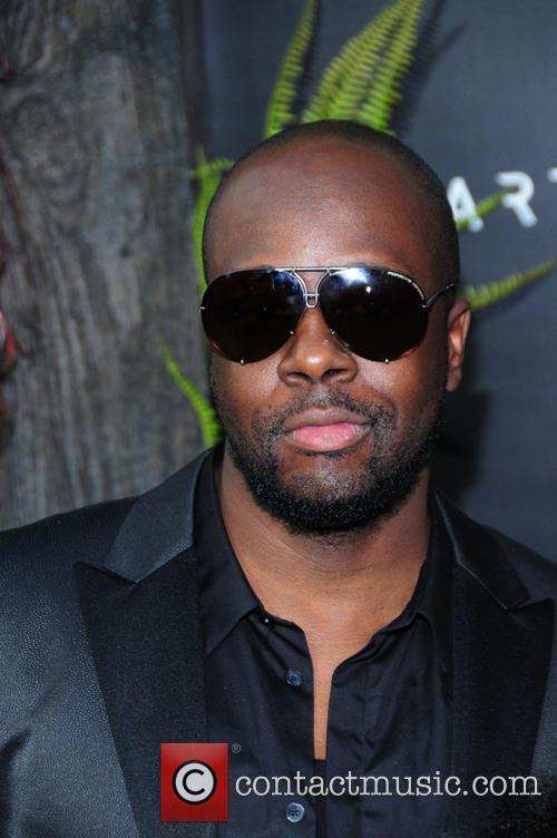 Wyclef Jean at 'After Earth' New York premiere