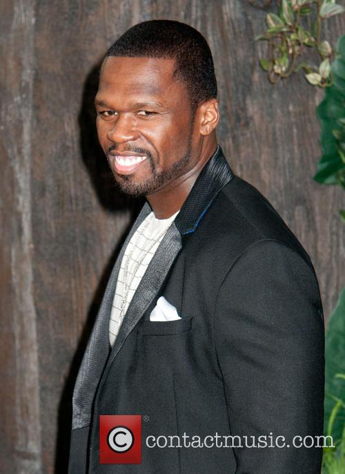 50 Cent, After Earth Premiere