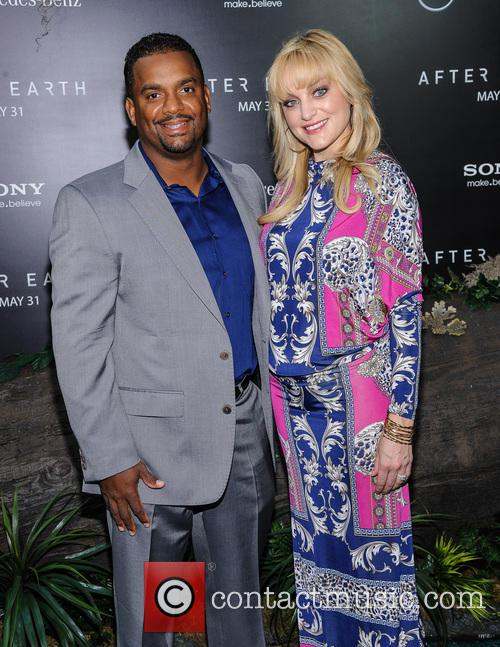 alfonso ribeiro after earth premiere 3692840