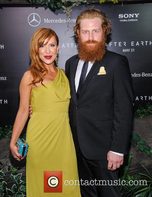 kristofer hivju after earth premiere 3692865