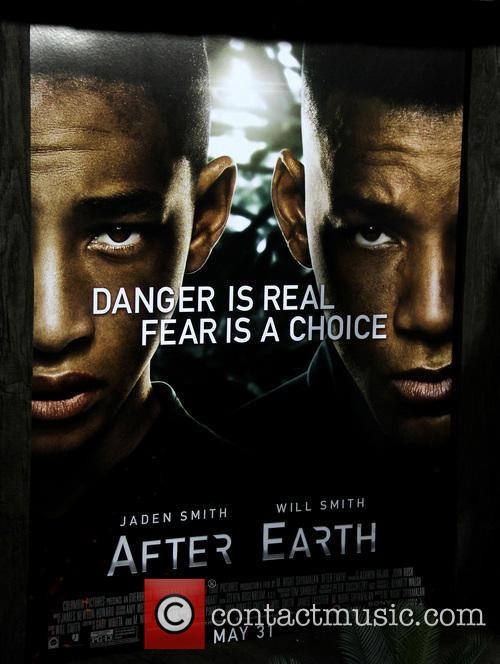 atmosphere new york premiere of after earth 3693105