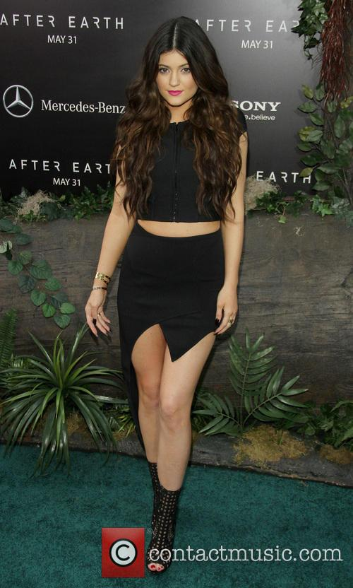 Kylie Jenner, After Earth Premiere