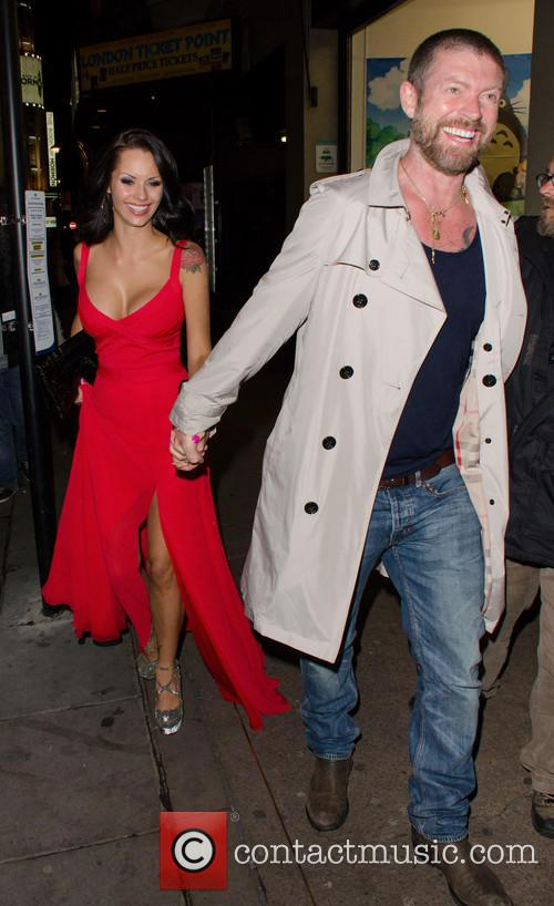 Jessica-jane Clement and Lee Stafford 9
