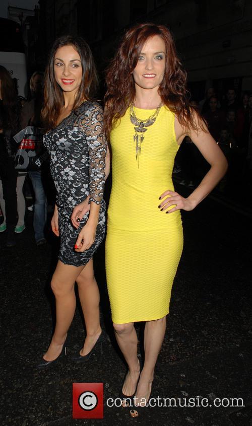 Lindsay Armaou and Edele Lynch 2