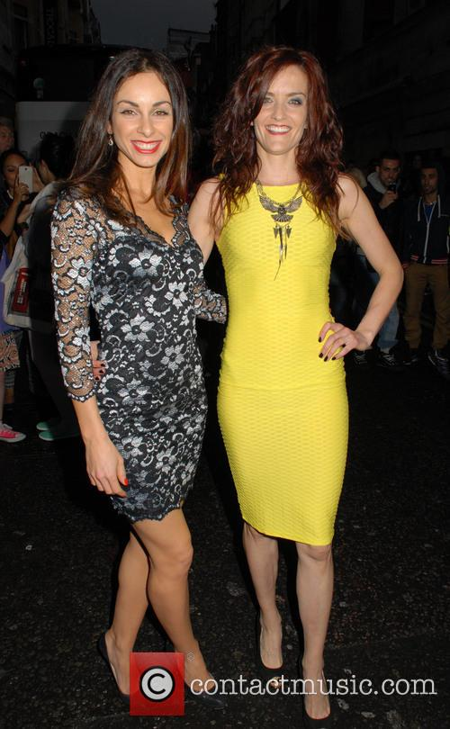 Lindsay Armaou and Edele Lynch 1