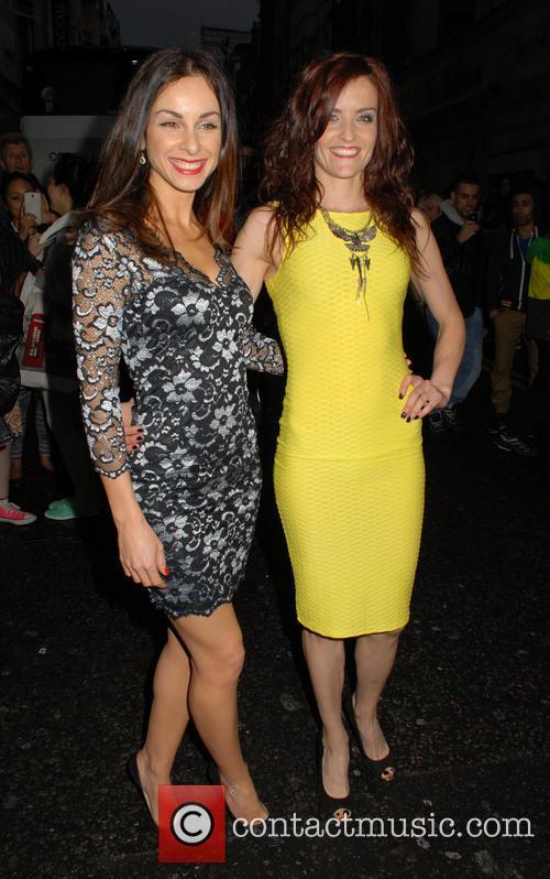 Lindsay Armaou and Edele Lynch 3