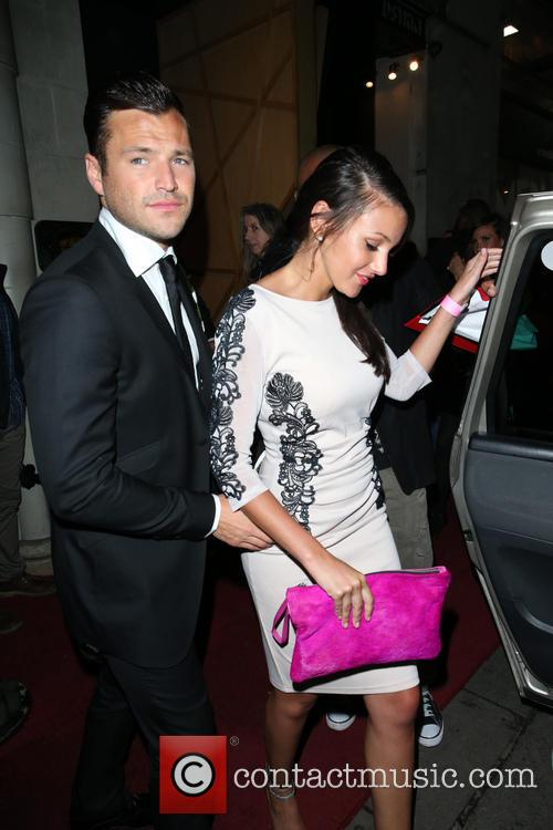 Mark Wright and Michelle Keegan 9