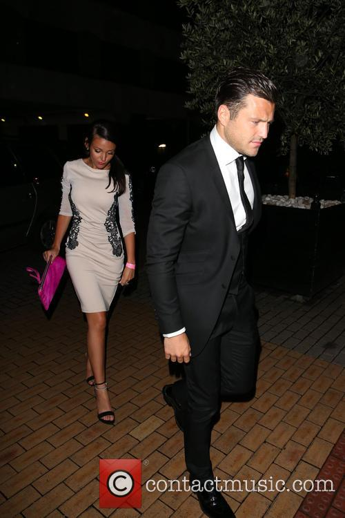 Mark Wright and Michelle Keegan 12